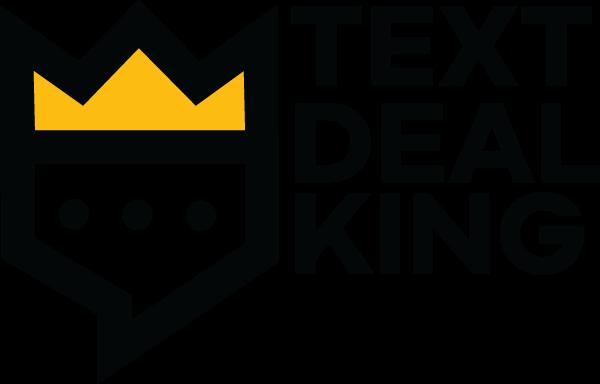 Text Deal King logo